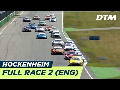 DTM Hockenheim 2018 - Race 2 (Multicam) - RE-LIVE (English)