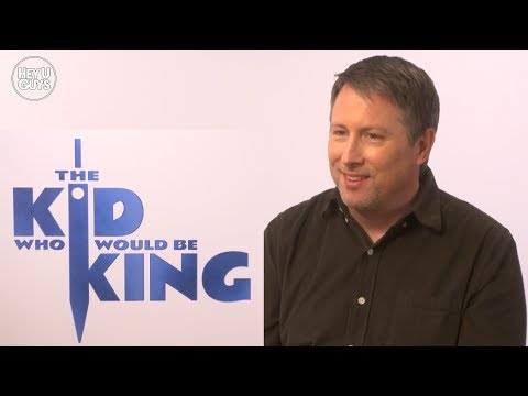 Joe Cornish On His Modern Day King Arthur Retelling The Kid Who Would Be King