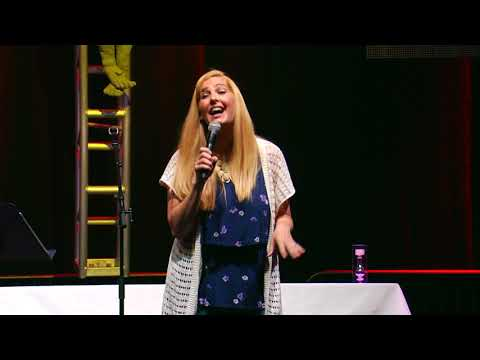 Jackie Francois Angel - Women's Session - Steubenville on The Bayou