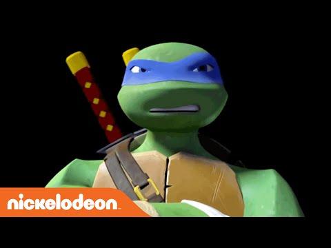 Teenage Mutant Ninja Turtles | Meet Leo | Nick