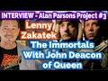 Capture de la vidéo Lenny Zakatek On His Ill Fated Project With Queen's John Deacon