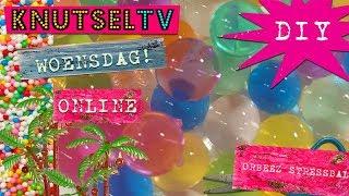 KnutselTV - Promo DIY Orbeez