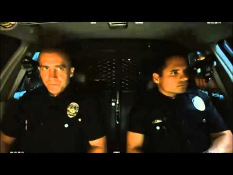 END OF WATCH - Driving At Night - Deleted Scene
