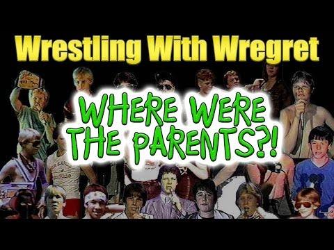 NWF Kids Pro Wrestling | Wrestling With Wregret
