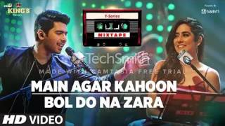 Main Agar Kahoon Bol Do Na Zara   T Series Mixtape   Armaan Malik & Jonita Gandhi   Bhushan Kumar