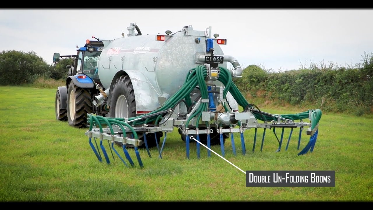 Dribble Bar | Double Folding - Cross Agricultural Engineering