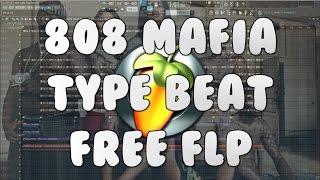 free flp 808 mafia type beat hard trap beat prod cold x beats fl studio 12 trap beat 2017