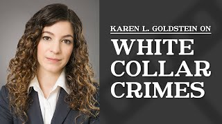 White Collar Crimes | Top Los Angeles Criminal Defense Lawyer | Karen L. Goldstein