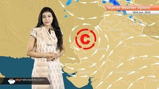 Weather Forecast for January 26: Cold and fog in Delhi, rain in Tamil Nadu on Republic Day
