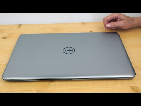 Dell Inspiron 15 7000 UHD 4K Review