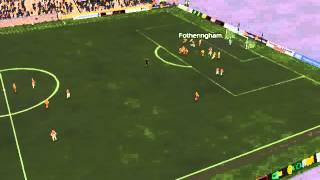 Albion Rovers vs Stenhousemuir - Fotheringham Goal 52 minutes