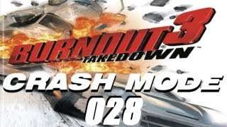 Burnout 3: Takedown Gold Medal Crash Mode, 028 - Riverside Wreck