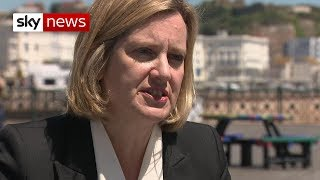 Amber Rudd: 'Proroguing parliament is a ridiculous suggestion'