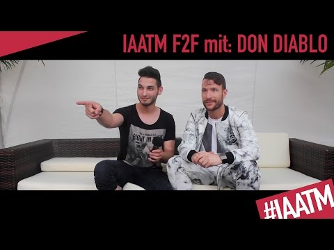 Don Diablo Calls out Fake DJs | Interview | IAATM TV