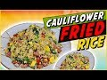 Mock Cauliflower Fried Rice Recipe