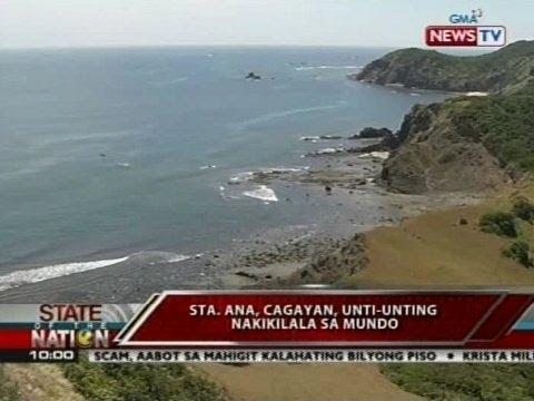 SONA: Sta. Ana, Cagayan, unti-unting nakikilala sa mundo