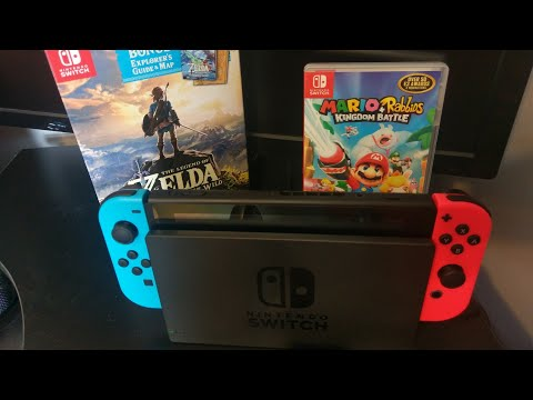 MADE THE SWITCH FOR ONLY $90?! (GameStop trade credit challenge)