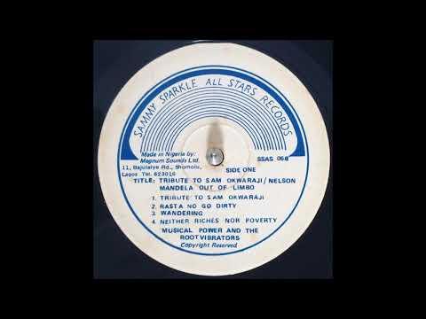 Musical Power and the Root Vibrators - tribute to Sam Okwaraji