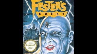NES Fester S Quest Video Walkthrough