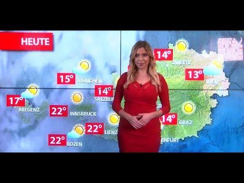 Aktuelle Wetterprognose für Montag (12.11.2018)