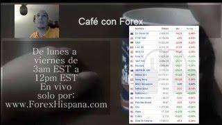 Forex con Café del 11 de Mayo del 2016
