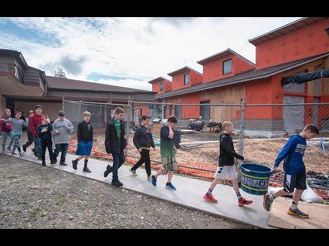 Littlerock Elementary School Under Construction