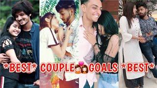 """ROMANTIC ❤😘 TIKTOK COUPLE GOALS 2019""   Best Musically Relationship Goals   Cute Couples Musically"