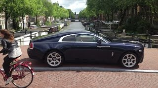 Rolls-Royce Wraith - review Autovisie TV
