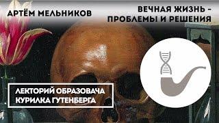 Артём Мельников - Вечная жизнь - проблемы и решения