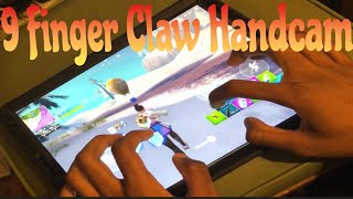Fortnite Mobile - 9 Finger Claw Handcam