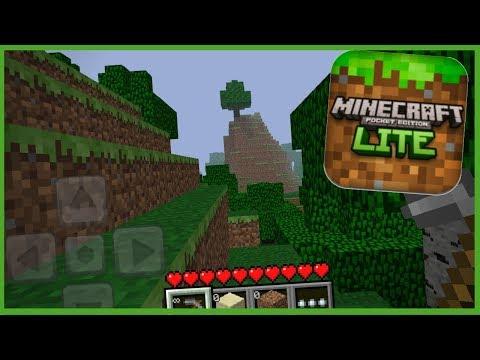Minecraft PE Lite Multiplayer Survival!!   VlogStix