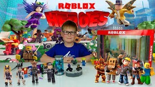 ROBLOX TOY UNBOXING / collectibles