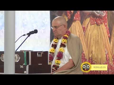 Шримад Бхагаватам 1.8.23-24 - Прабхавишну прабху