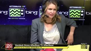 Hemlock Grove After Show w/ Laurie Fortier Season 1 Episode 8
