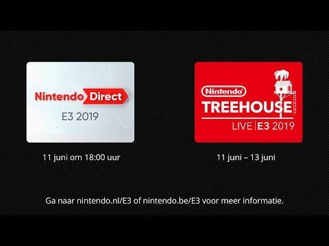 Nintendo @ E3 2019 dag 1 - Nintendo Direct | E3 2019 en Nintendo Treehouse: Live
