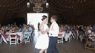 Wedding Reception at Irons Mill Farmstead in New Wilmington - DJ Pifemaster