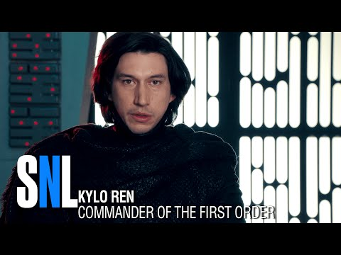 Видео: Star Wars Undercover Boss Starkiller Base - SNL