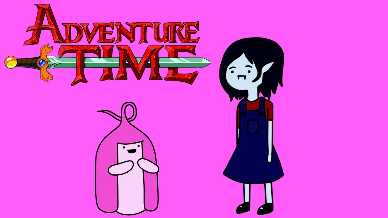 Adventure Time Jay And Bonnie Bonnie and Nedd...
