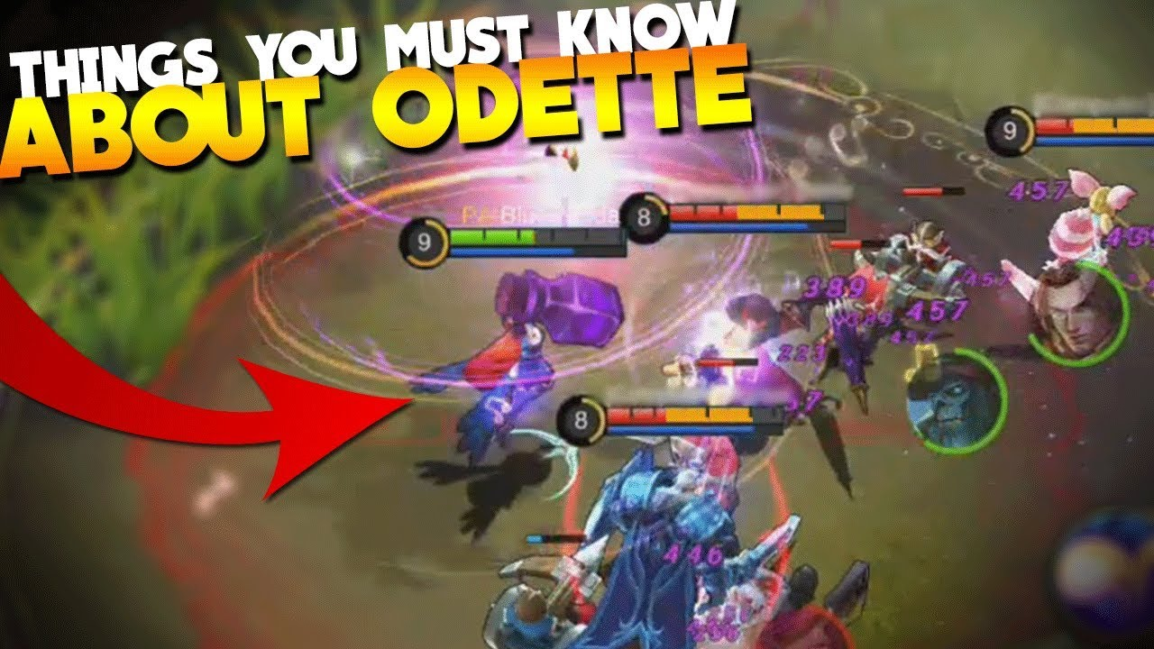 before you buy odette watch this mobile legends new hero tips tricks