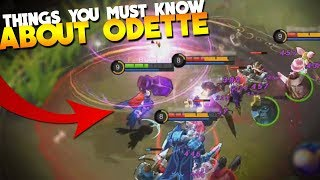 Before You Buy Odette Watch This! Mobile Legends New Hero Tips & Tricks