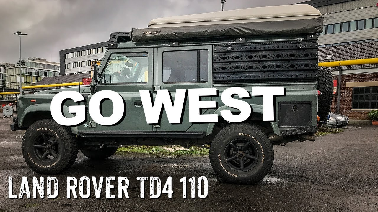 Mit Dem Land Rover Defender Td4 110 In Die Usa I 4x4 Passion 114