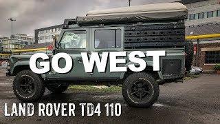 Mit dem Land Rover Defender TD4 110 in die USA  I 4x4 Passion #114