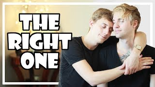 Finding the Right One | Gay Couple Advice