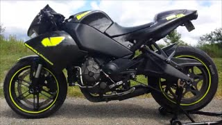 carbon fiber buell 1125cr walk around
