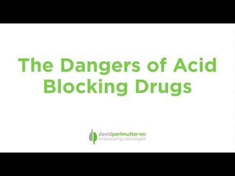 The Dangers of Acid-Blocking Drugs