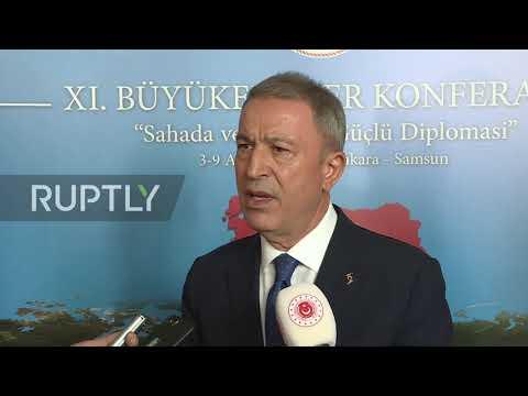 Turkey: US-Turkish Syrian buffer zone talks 'positive and constructive' - Turkish Def Min