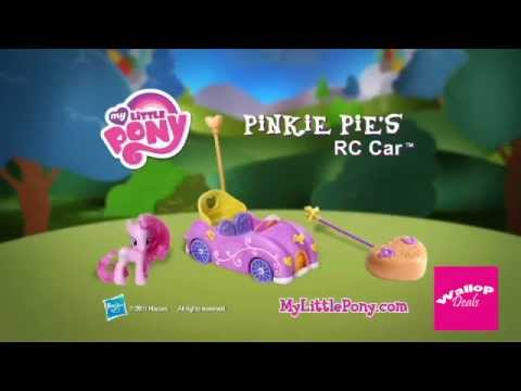 MY LITTLE PONY Remote Control Car