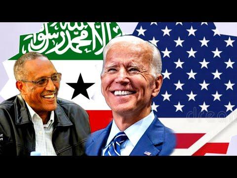 Wararkii u Danbeeyey Maraykanka oo ku Taageeray Somaliland Talaabo ay Ka qaaday Xukuumada Farmaajo