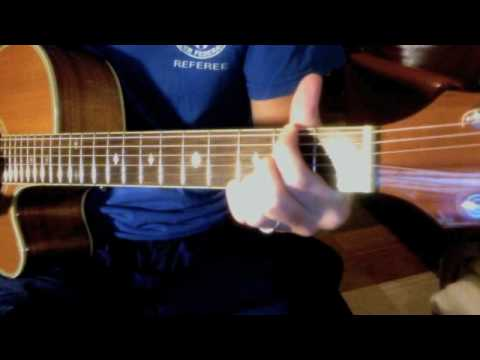 Your Love Is Extravagent Acoustic Lesson Youtube
