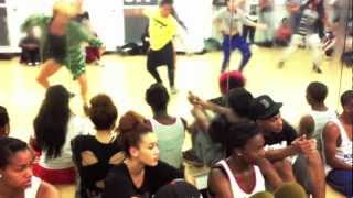 Meek Mill ft. Big Sean | Burn | Willdabeast Adams and Janelle Ginestra